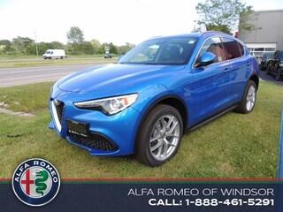 2019 Alfa Romeo Stelvio Ti SUV