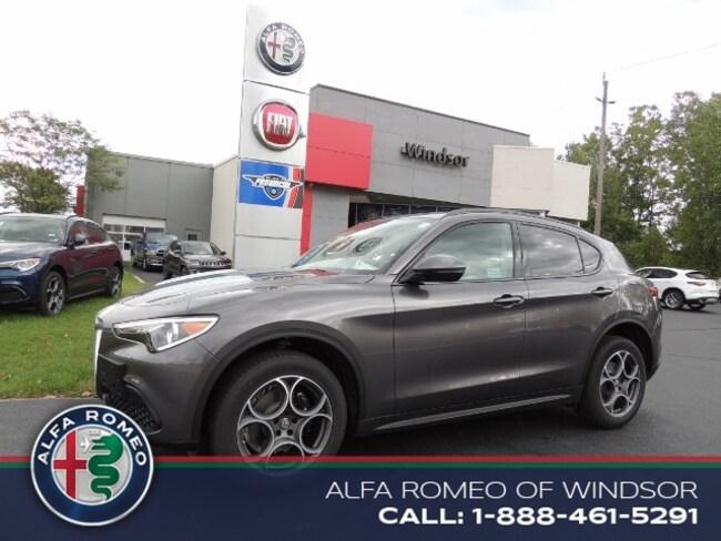 2018 Alfa Romeo Stelvio Sport AWD SUV