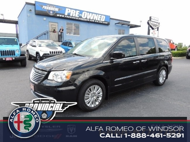 2015 Chrysler Town & Country Premium Minivan/Van