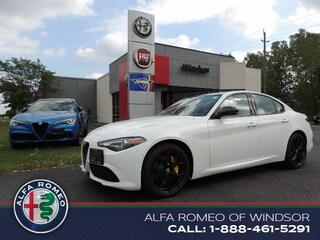 2019 Alfa Romeo Giulia Sport Sedan