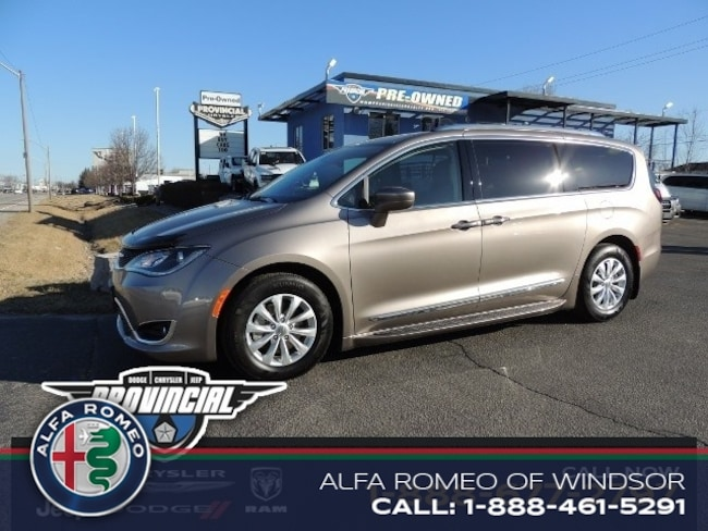 2018 Chrysler Pacifica Touring L Plus Minivan/Van