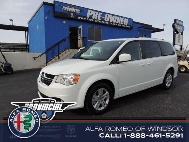 2019 Dodge Grand Caravan Crew Minivan/Van