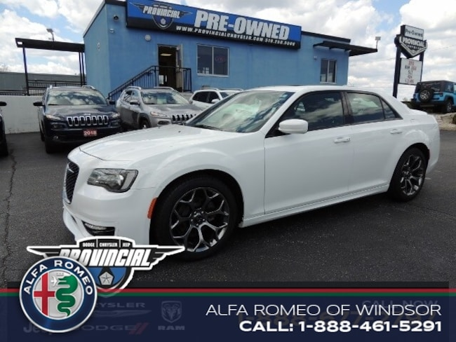 2018 Chrysler 300 S Best Buy 300S Windsor Sedan