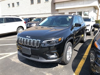 New 2019 Jeep New Cherokee North SUV in Windsor, Ontario
