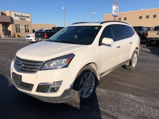 Used 2015 Chevrolet Traverse LT SUV in Windsor, Ontario