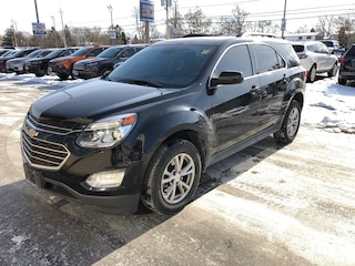 Used 2017 Chevrolet Equinox LT SUV in Windsor, Ontario