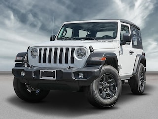 New 2020 Jeep Wrangler Sport SUV in Windsor, Ontario