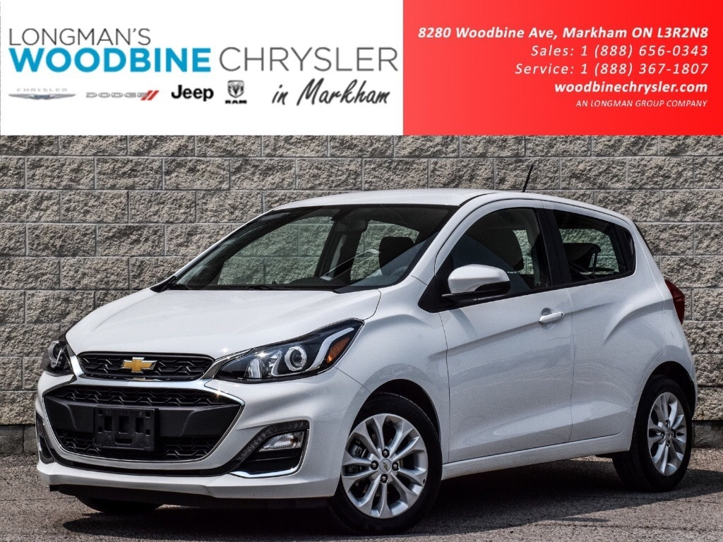2019 Chevrolet Spark LT PWR Window, Lock, Mirror SPD Ctrl AC B-Tooth Hatchback