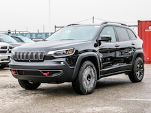 2019 Jeep New Cherokee Trailhawk Elite SUV