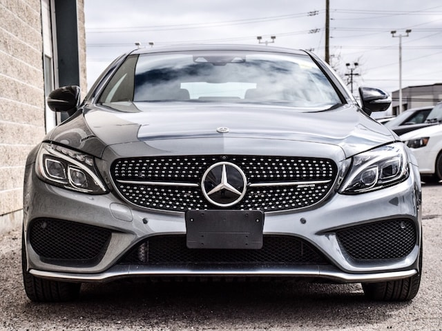 Used 2018 Mercedes-Benz C43 AMG For Sale at Woodbine