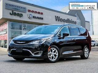 2017 Chrysler Pacifica Touring L Plus Mini-Fourgonnette