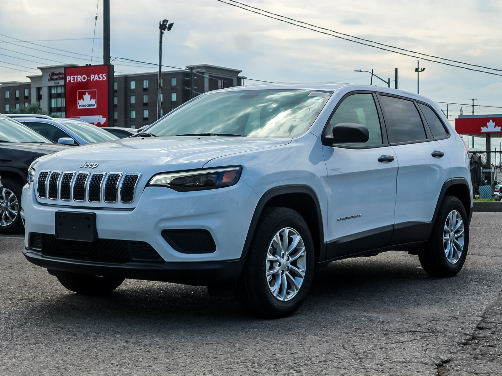New 2019 Jeep New Cherokee For Sale