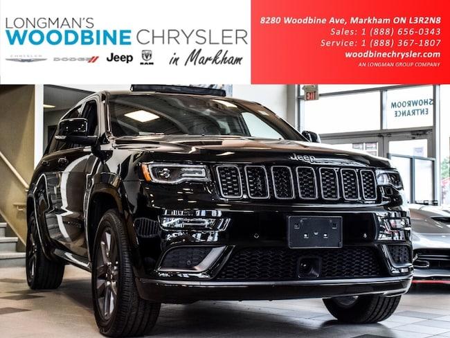 2018 Jeep Grand Cherokee High Altitude II SUV