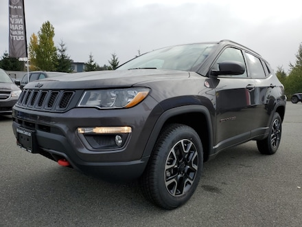 2020 Jeep Compass Trailhawk at 10% Off MSRP! 4x4 SUV
