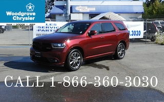 2018 Dodge Durango GT AWD Leather Navigation Sunroof DVD SUV