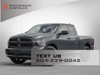 2021 Ram 1500 Classic Night Edition 4x4 Quad Cab 6.3 ft. box 140 in. WB for sale in Nanaimo, BC