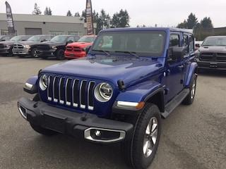 2020 Jeep Wrangler Unlimited Sahara 4x4 SUV