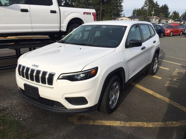 2019 Jeep Cherokee Sport 9 speed Auto, LCD Touchscreen, Bluetooth SUV