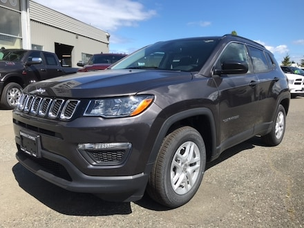 2020 Jeep Compass Sport with 0% for 36 months SUV