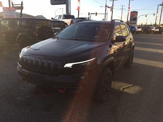 2020 Jeep Cherokee Trailhawk Elite 4x4 SUV