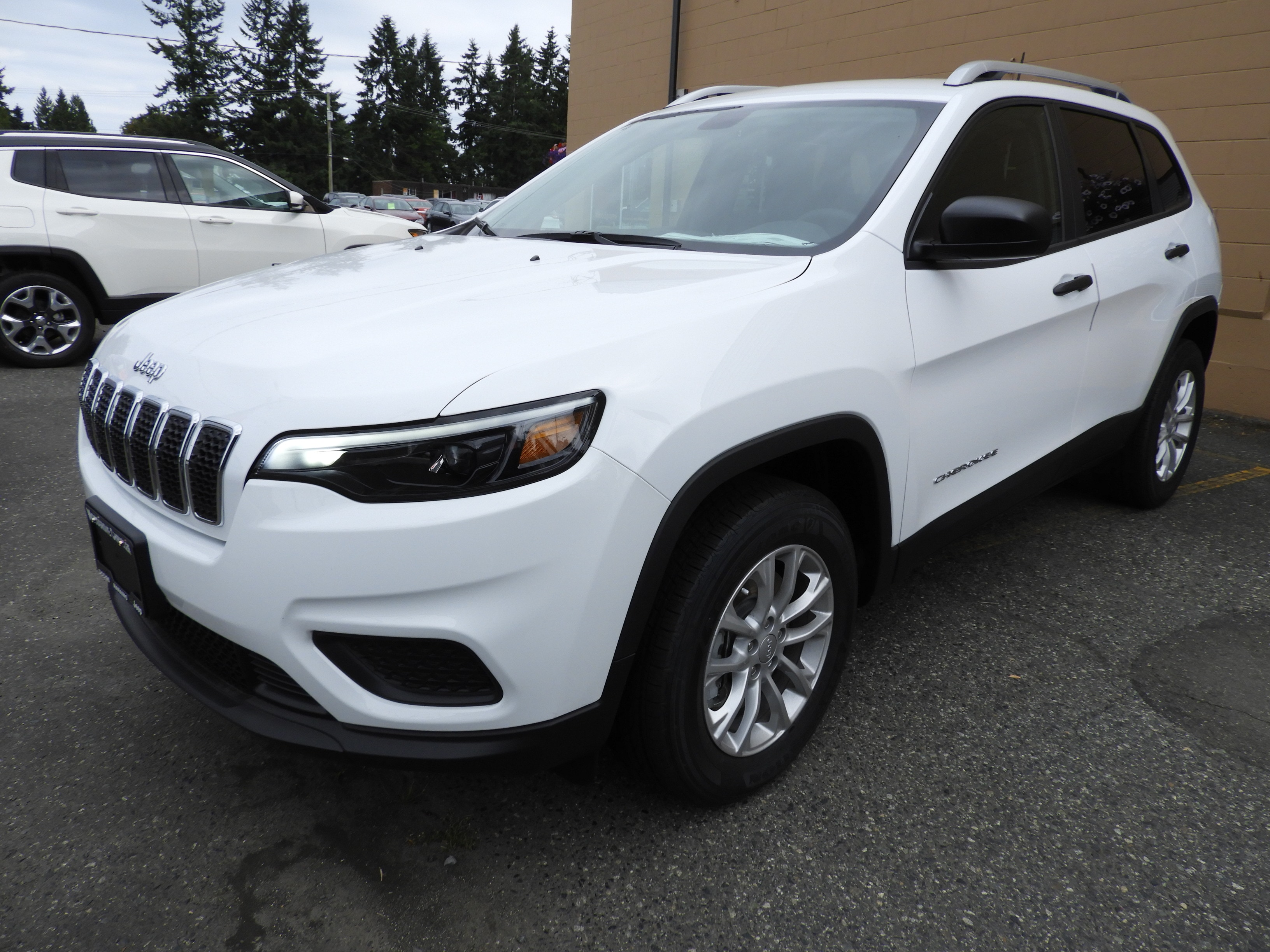 2019 Jeep New Cherokee Sport - Boxing Month Blowout! 4x4 SUV