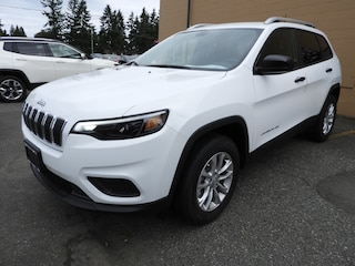 2019 Jeep New Cherokee Sport Heated Seats and Steering Wheel, Backup Cam! 4x4 SUV