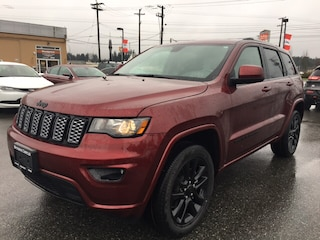 2019 Jeep Grand Cherokee Pwr Sunroof, Heated Leather Seats 4x4 SUV