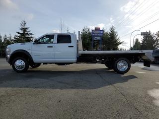 2020 Ram 5500 Chassis Tradesman 4x4 Crew Cab for sale in Nanaimo, BC