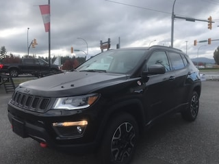 2021 Jeep Compass Trailhawk Elite at 11% off MSRP! 4x4 Sport Utility for sale in Nanaimo, BC