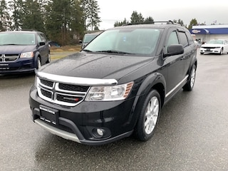 2014 Dodge Journey Limited 7 passenger, Bluetooth, Sunroof Hatchback for sale in Nanaimo, BC