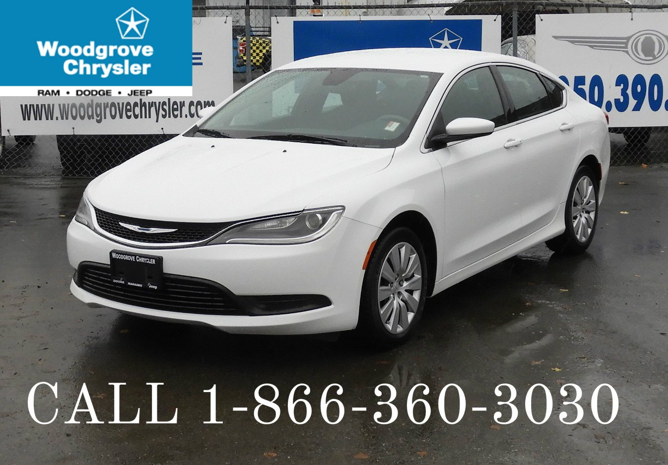 2015 Chrysler 200 LX No Accidents Sedan