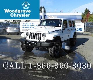 2014 Jeep Wrangler Unlimited Polar Edition Leather Bluetooth No accidents SUV