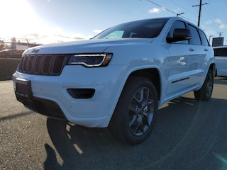 2021 Jeep Grand Cherokee 80th Anniversary Edition at 11% off MSRP! 4x4 Sport Utility for sale in Nanaimo, BC