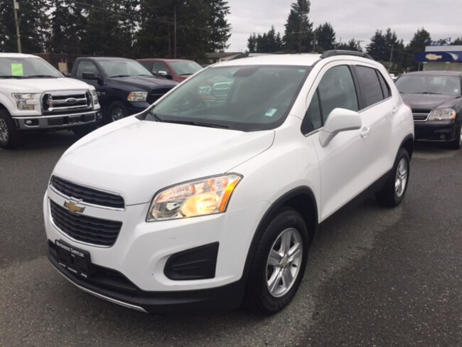 2015 Chevrolet Trax LT AWD Auto, Bluetooth, A/C SUV