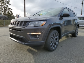 2021 Jeep Compass 80th Anniversary Edition at 7.5% off MSRP! 4x4 Sport Utility for sale in Nanaimo, BC