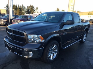 2018 Ram 1500 Outdoorsman Ecodiesel No Charge Leather Seats, NAV 4x4 Crew Cab