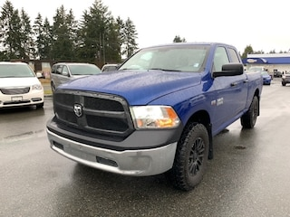 2015 Ram 1500 SXT Quad Cab 4x4 Hemi No Accidents Extended Cab for sale in Nanaimo, BC