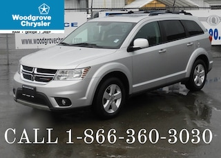 2012 Dodge Journey SXT 7 Passenger Rear A/C SUV