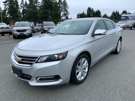 2018 Chevrolet Impala 1LT Bluetooth Auto A/C Sedan
