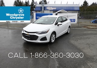 2019 Chevrolet Cruze LT Bluetooth Heated Seats, No Accidents Sedan