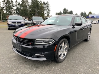 2016 Dodge Charger Rallye AWD Leather NAV Sunroof Low kms Sedan for sale in Nanaimo, BC