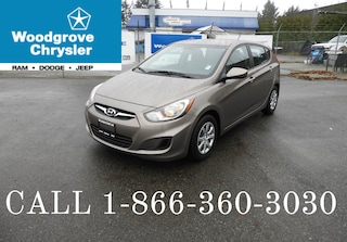 2013 HYUNDAI Accent Hatchback Automatic, Air Conditioning Hatchback