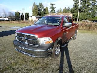 2012 Ram 1500 SXT Crew Cab 4x4 Low Kilometers No Accidents Truck Crew Cab