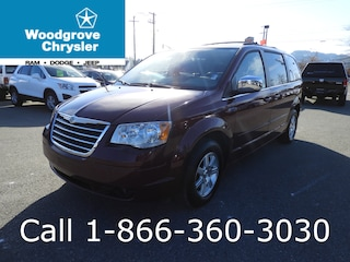 2008 Chrysler Town & Country Touring Bluetooth Sunroof Power Doors Van