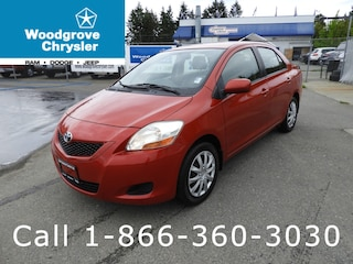 2009 Toyota Yaris 4 Door Automatic Air Conditioning No Accidents Sedan