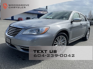 2013 Chrysler 200 for sale in Nanaimo, BC