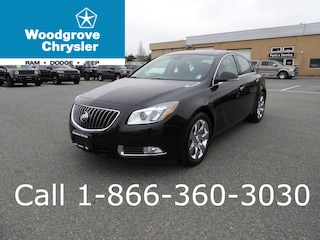 2013 Buick Regal Turbo Leather Sunroof Bluetooth Sedan