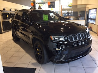 2018 Jeep Grand Cherokee Trackhawk, SAVE $26,000 UNTIL OCT 31!!! 4x4 SUV