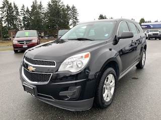 2015 Chevrolet Equinox LS Bluetooth Auto A/C Front-wheel Drive for sale in Nanaimo, BC