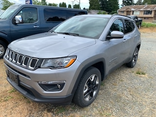 2018 Jeep Compass North 4x4 One owner, No accidents, Low kms SUV